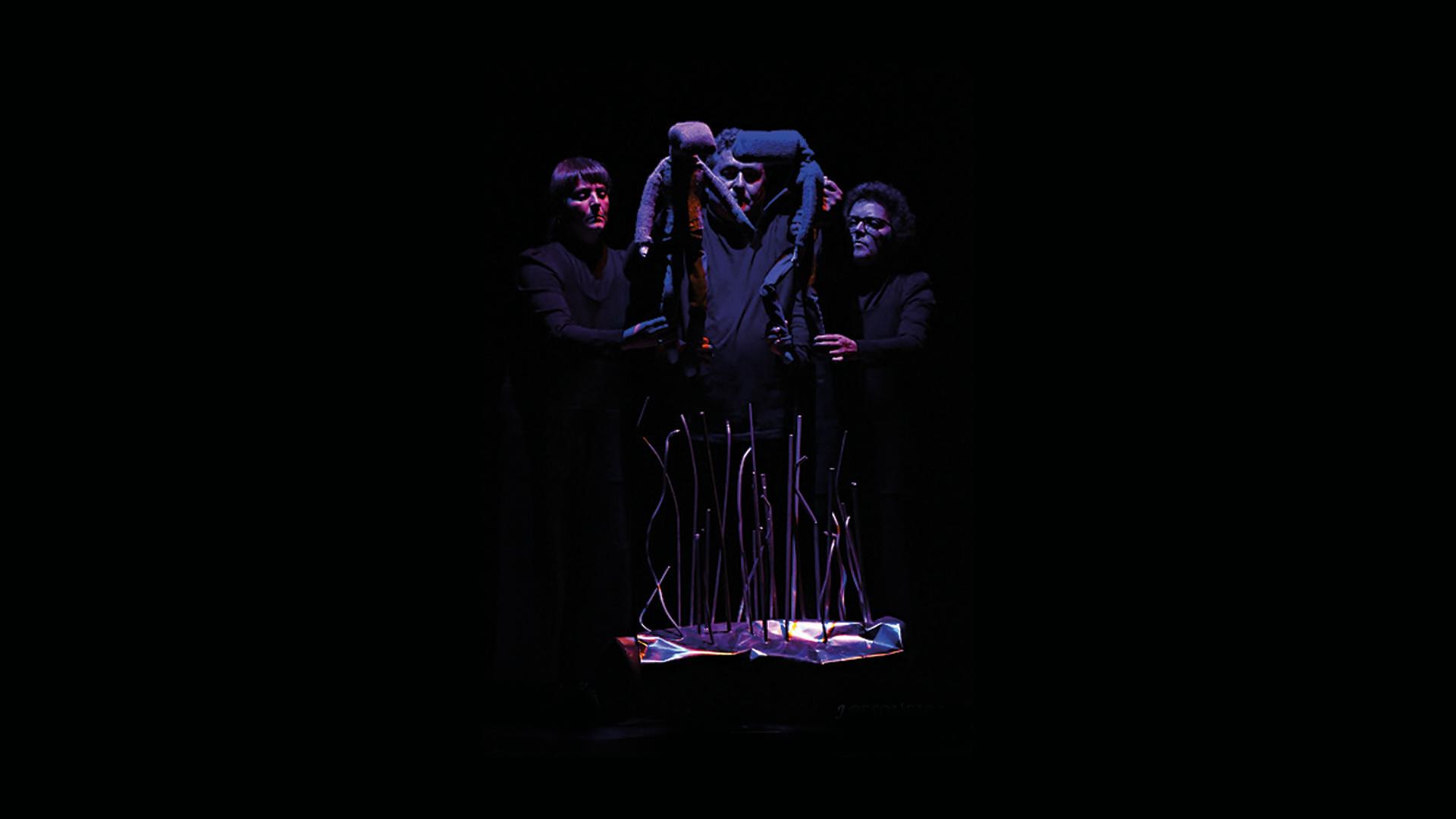 Teatro de Marionetas: A Viagem de Sophia